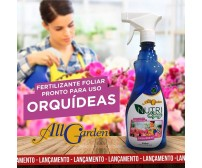 NUTRI SPRAY Orquídeas. Spray pronto uso.